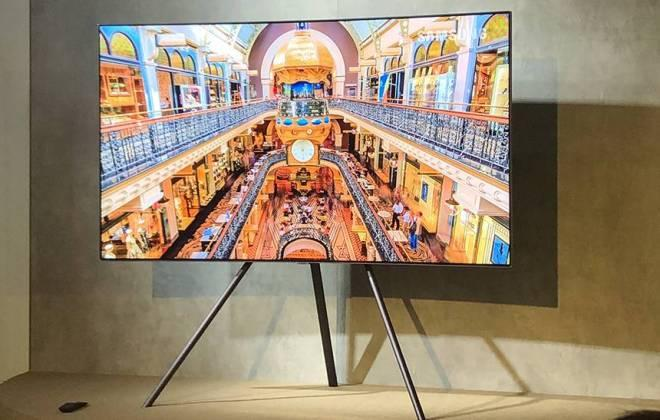 Smart TV QLED da Samsung